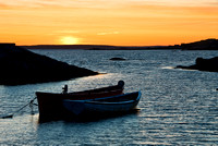 Peggy's Cove - Toward the Sunset 3