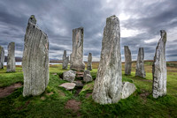Calanish Standing Stones, Lewis and Harris