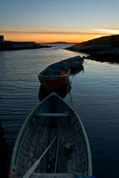 Peggy's Cove - Toward the Sunset