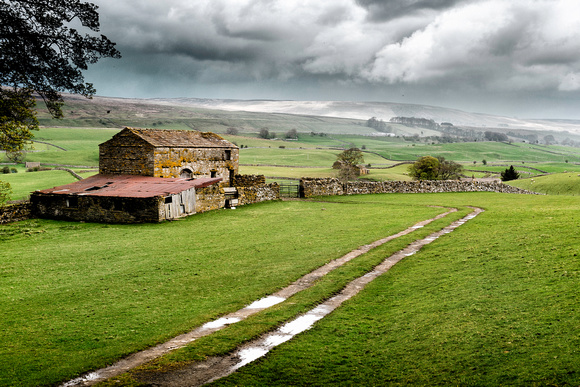 After the Rain - Yorkshire Dales--Edit