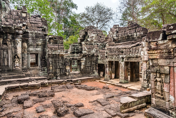 Banteay Temple, Siem Reap Cambodia