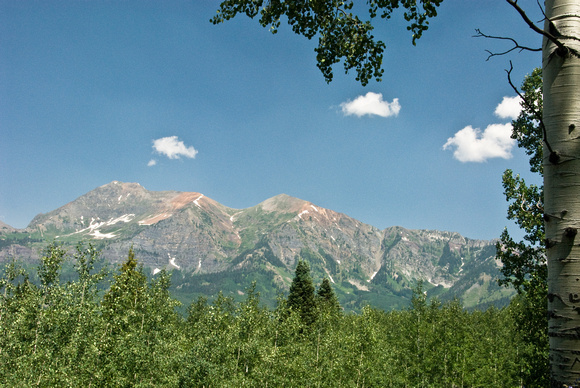 Mountain and Aspen 3